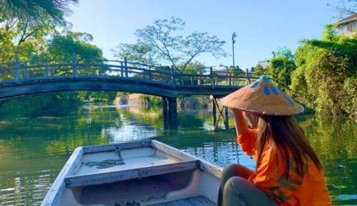 【福岡 柳川】名物『川下り』を体験!予想以上に面白い!!