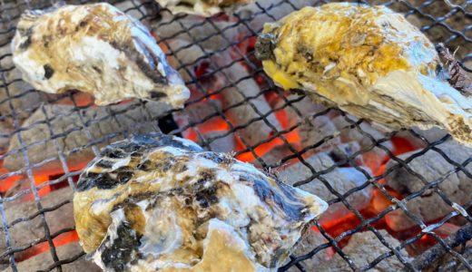 【福岡 門司】ブランド牡蠣『豊前海一粒かき』が食べれる北九州の牡蠣小屋!!